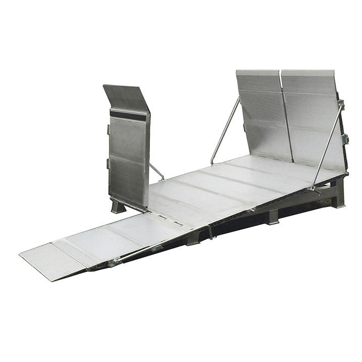 MBD: Mobile Überladebrücke